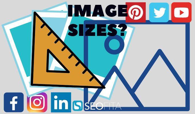 Dimensioni Immagini Canali Social