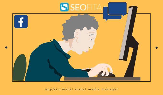 Strumenti Social Media Manager