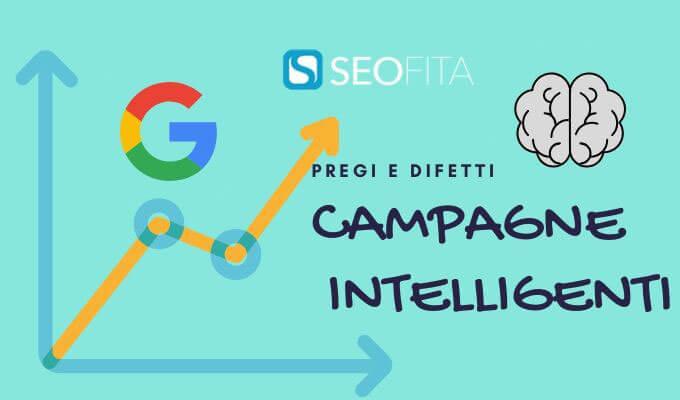 Campagne intelligenti con Google Ads