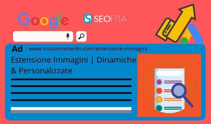 Estensione Immagine Google Ads